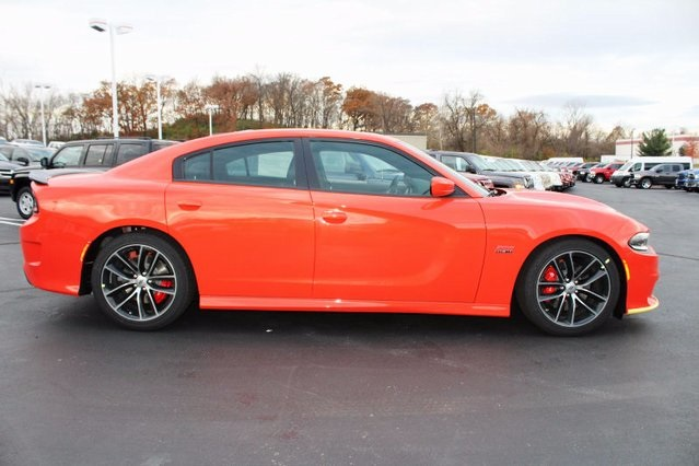 Royal Gate Dodge >> New 2017 Dodge Charger R/T Scat Pack 4D Sedan in ...
